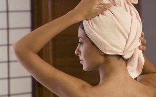Шампунь с маслом миндаля против выпадения волос