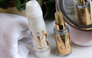 Велла разглаживающее масло для интенсивного блеска волос