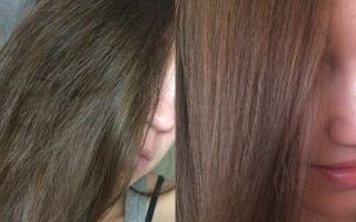 Концепт ампулы против выпадения волос