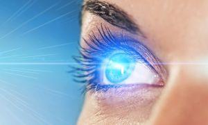 Нарушение остроты зрения. Лазерная терапия