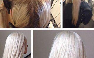 Шварцкопф восстановление волос