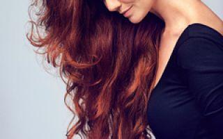 Восстановление волос астана