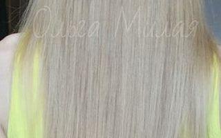 Dnc масло для волос