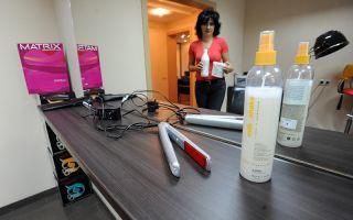Лечение ультразвуком волос
