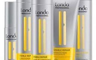 Маска лонда для восстановления волос