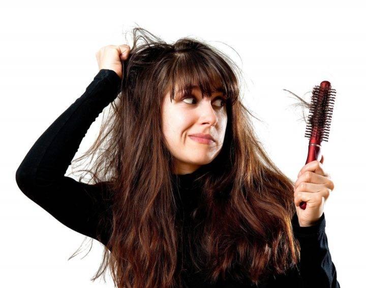 из за щитовидки выпадают волосы