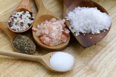 роль соли