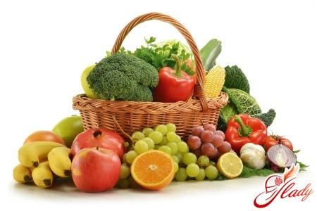 Польза фруктов и овощей для волос