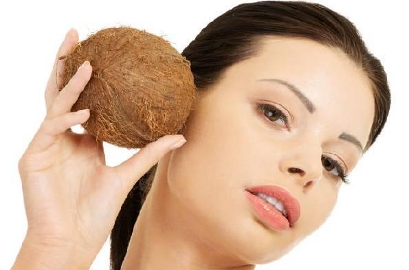 Рецепты масок с кокосовым маслом, применения кокосового масла для волос