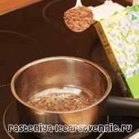 Льняная маска для волос и лица в домашних условиях