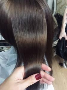 Кератиновое восстановление волос Hairsilk
