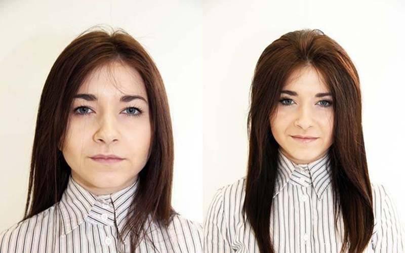 флисинг прикорневой объем волос