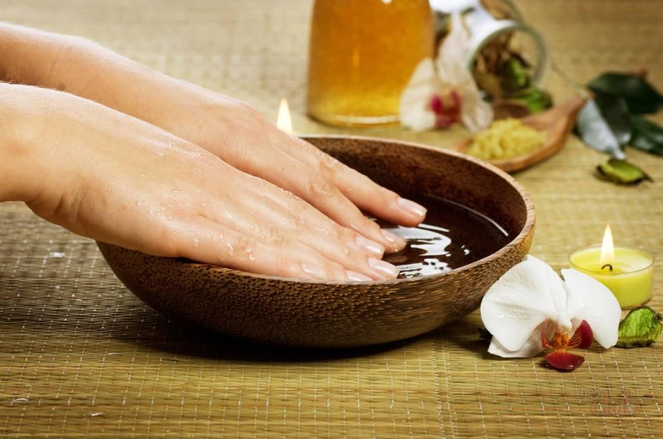Желатиновые ванночки с эвкалиптом