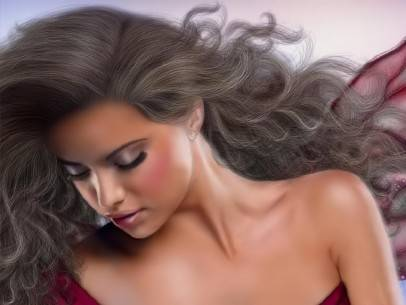 Лечение волос репейным маслом в домашних условиях