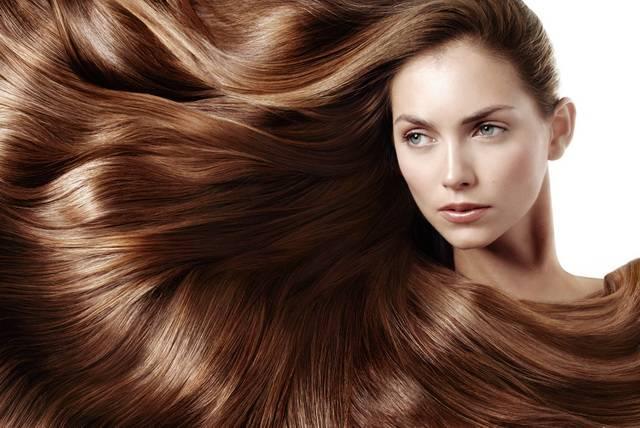 Маска для волос для восстановления структуры волос