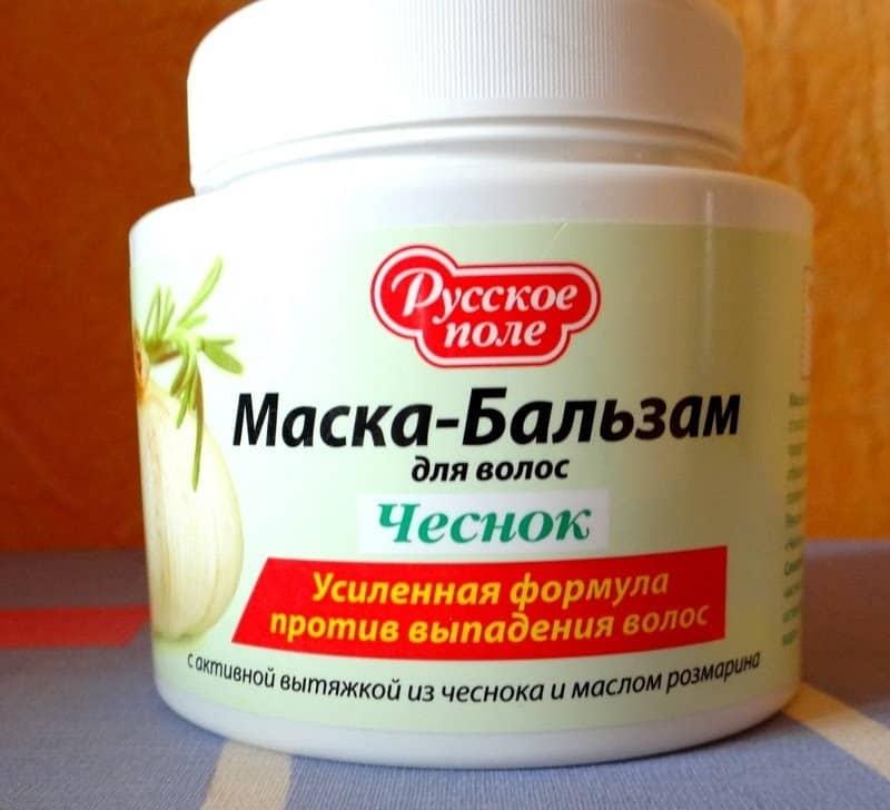 Растет популярность маски-бальзама для волос «Русское поле», многие уже оценили эффективность этого средства