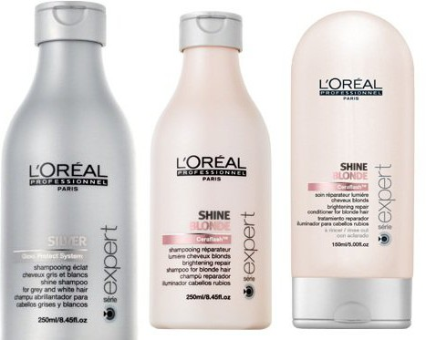 l'Oreal Shine Blonde