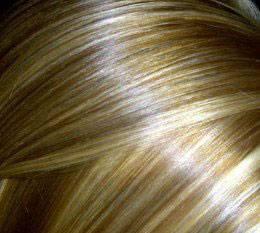 маска на ночь для блеска волос