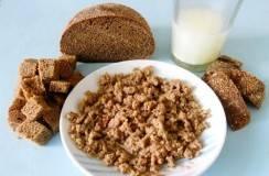 Ингредиенты для хлебной маски