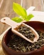 Зелёный чай для волос