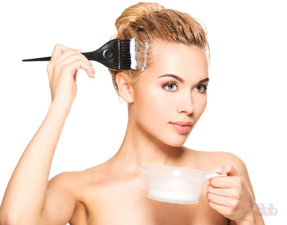 Горчичная маска для волос с репейным маслом