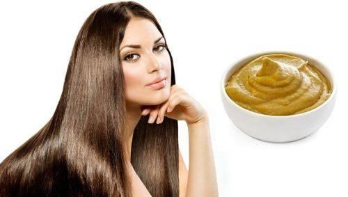 Горчичная маска для роста волос с медом, яйцом, кефиром и желатином: что выбрать для сухих и жирных волос