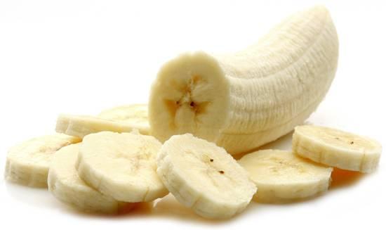 Банан для ухода за волосами