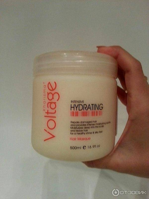 Маска для волос Kharisma Voltage Intensive Hydrating