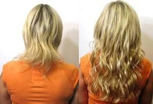 До и после пары курсов лечения перцем