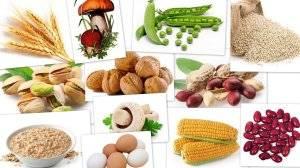 продукты, полезные для кожи и волос