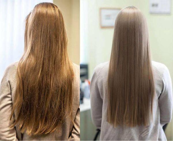 шварцкопф кератиновое восстановление волос