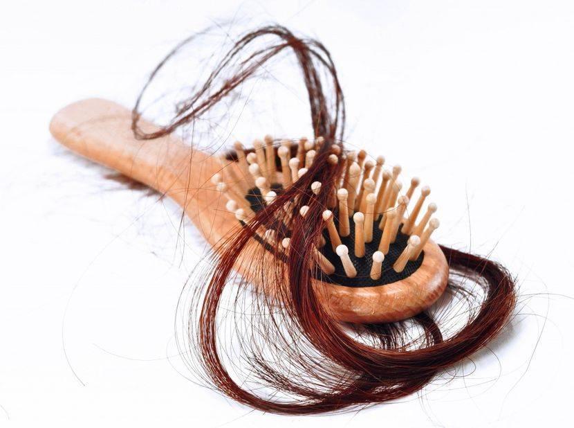 Выяснить причину выпадения волос