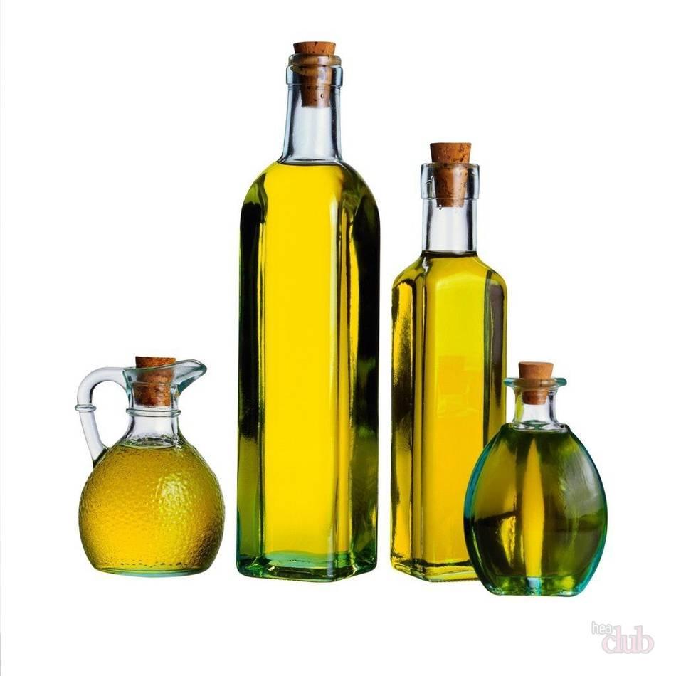Касторовое масло для лечения волос