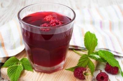 сок малины