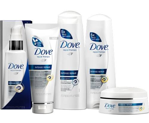 Шампунь Dove Repair Therapy