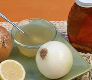 Ингредиенты для луковой маски для роста волос
