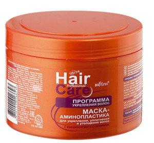 Маска-аминопластика для волос от Белита и Витэкс