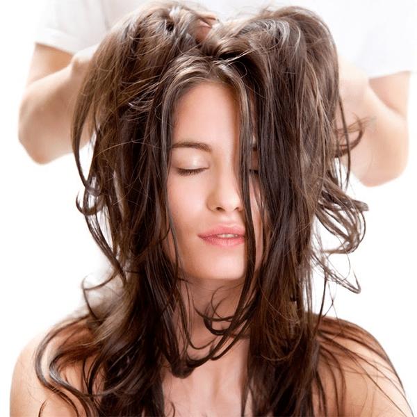 Маска для волос из подсолнечного масла