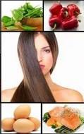 Диета от выпадения волос