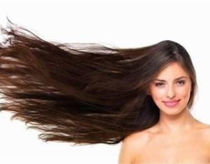 Волосы лезут клочьями