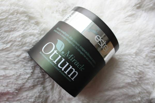 Маска-комфорт Estel Professional Otium Miracle Comfort mask for strongly damaged hair. For damaged hair and sensitive scalp