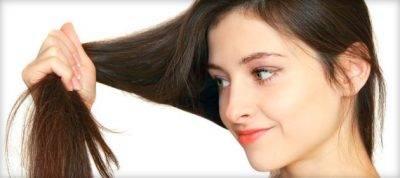 Масло для волос капус с кератином