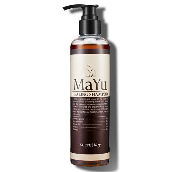 MaYu Healing Shampoo Secret Key