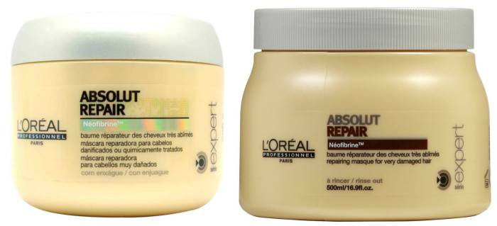 Маска L'Oreal Professionnel Absolut Repair
