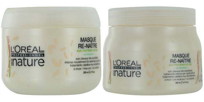 L'Oreal Professionnel serie Nature Masque Re-Naitre