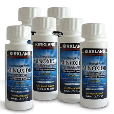 Миноксидил 5% для мужчин (6 флаконов)