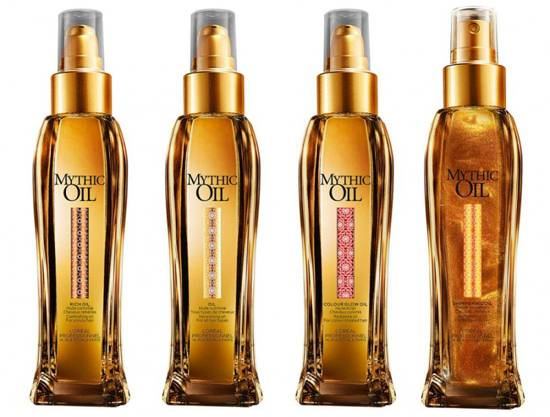 Масло для волос Loreal Mythic Oil