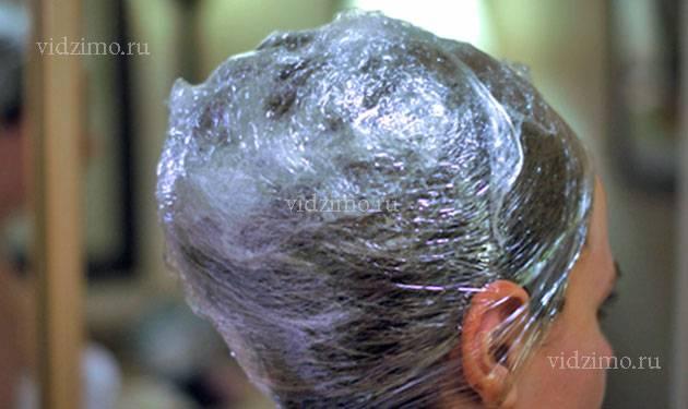 натуральная маска для волос кокосовым маслом