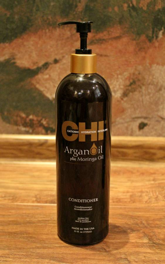 Лакомство для волос от CHI Argan Oil
