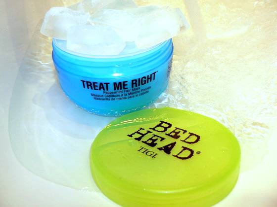 Маска для волос Treat Me Right™ от TIGI Bed Head®